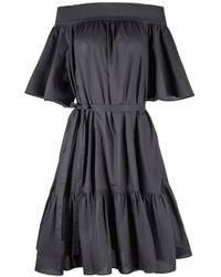 Helene Galwas Dress Dafne Black