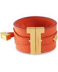 Tissuville Solo Bracelet Clementine Gold - Orange