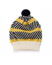 Margot & Me - Knit Hat Lizzie - Lyst