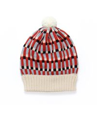 Margot & Me - Knit Hat Polly - Lyst