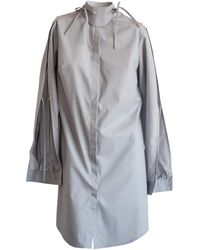 Constantine/Renakossy | Grey Shirt With Petal Sleeve | Lyst