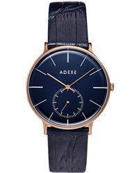ADEXE Watches | Freerunner Petite Blue | Lyst