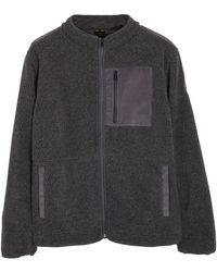Roamers & Seekers - Divide Black Pepper Fleece - Lyst