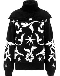 Hayley Menzies Belle Starr Sweater Black