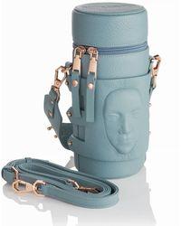 Ganor Dominic Bucket Bag Niagara - Blue