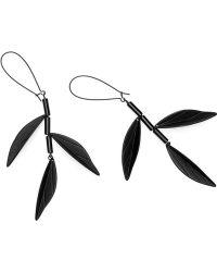 Scenery Label - Bamboo Drop Earrings - Lyst