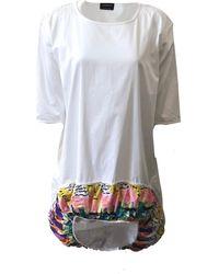 ARSHYS Parachute Dress - White