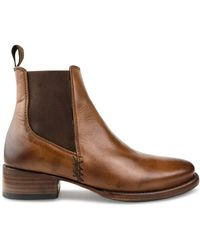 Sutro Ortega Honey Boots - Brown