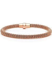 Durrah Jewelry - Rose Spring Bracelet - Lyst