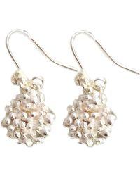 Lily Flo Jewellery - Rock Chic Drop Earrings - Lyst