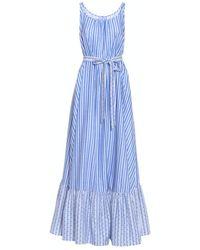Helene Galwas Dress Bettina - Blue