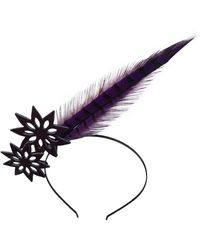 Maggie Mowbray Millinery - The Halley Headband - Lyst