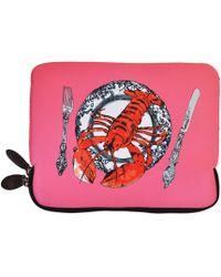 Jessica Russell Flint | Ipad Case Lucky Lobster Design | Lyst