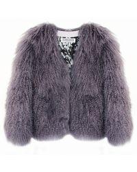 Florence Bridge Matilda Jacket Slate - Grey