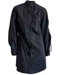 Constantine/Renakossy | Black Shirt With Petal Sleeves | Lyst