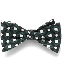 Mark Giusti - Mosaic Bow Tie Bbt - Lyst