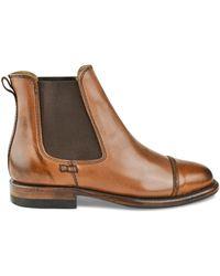 Sutro Santa Ana Honey Boots - Brown