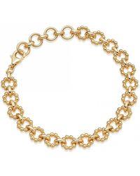 Astley Clarke Stilla Arc Chain Bracelet - Metallic