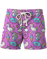 Aloha From Deer Best Shorts Ever Shorts - Multicolour
