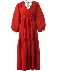 LITTLE THINGS STUDIO Andretta Dress - Red