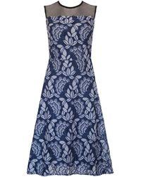 Ukulele - Rose Dress - Lyst