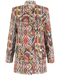 relax baby be cool Multicolour Long Jacket With Pockets