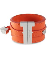 Tissuville - Solo Bracelet Clementine Silver - Lyst