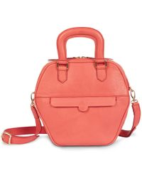 NINE TO FIVE - Mini Bag Eisbach Coral - Lyst