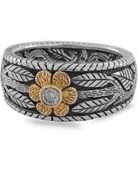 Emma Chapman Jewels - Enchantment Diamond Ring - Lyst