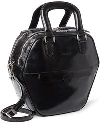 NINE TO FIVE - Mini Bag Black - Lyst