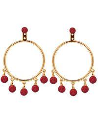 Eshvi - Capsule Earrings - Lyst