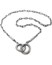 Jan D - Distressed Necklace One - Lyst