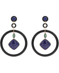 Joana Salazar - Orbital Earrings - Lyst