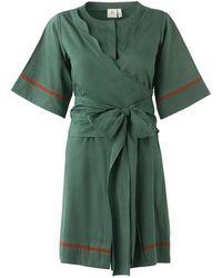 LITTLE THINGS STUDIO Orca Dress - Green