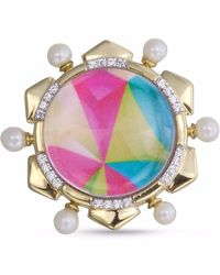 LMJ Unicorn Popcorn Ring - Multicolour