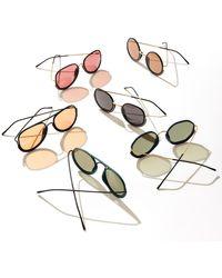 Wires Glasses Sting - Black