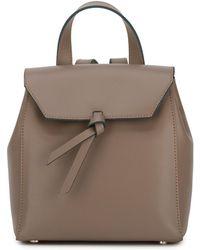 Alexandra De Curtis - Hepburn Mini Backpack Fango - Lyst