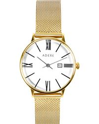 ADEXE Watches - Meek Petite Gold - Lyst