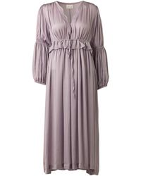 LITTLE THINGS STUDIO Otter Dress - Purple