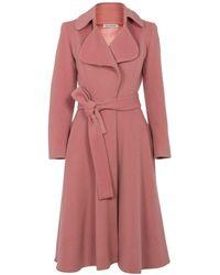 Vjera Vilicnik Miss V Coat - Pink