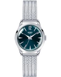 Henry London - Ladies 25mm Knightsbridge Stainless Steel Bracelet Watch - Lyst