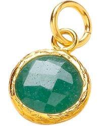Ottoman Hands - Emerald Charm - Lyst