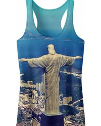 Aloha From Deer - Tank-top The Lord - Lyst