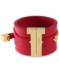 Tissuville Solo Bracelet Red Gold