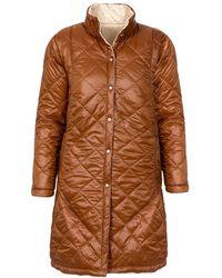 Naftul - Reversible Puffer Jacket - Lyst