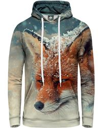 Aloha From Deer - The Fox Hoodie - Lyst