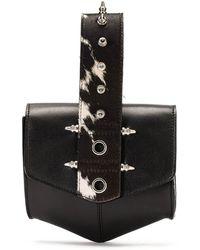 OKHTEIN Rodhawk Wristlet Belt Bag Iii - Black