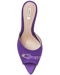 Murmur Secure Mules - Purple
