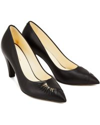 NINE TO FIVE - Cool Pump Clara Black Lights - Lyst