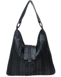 Lilla Lane Sayang Bombay Black Shoulder Bag